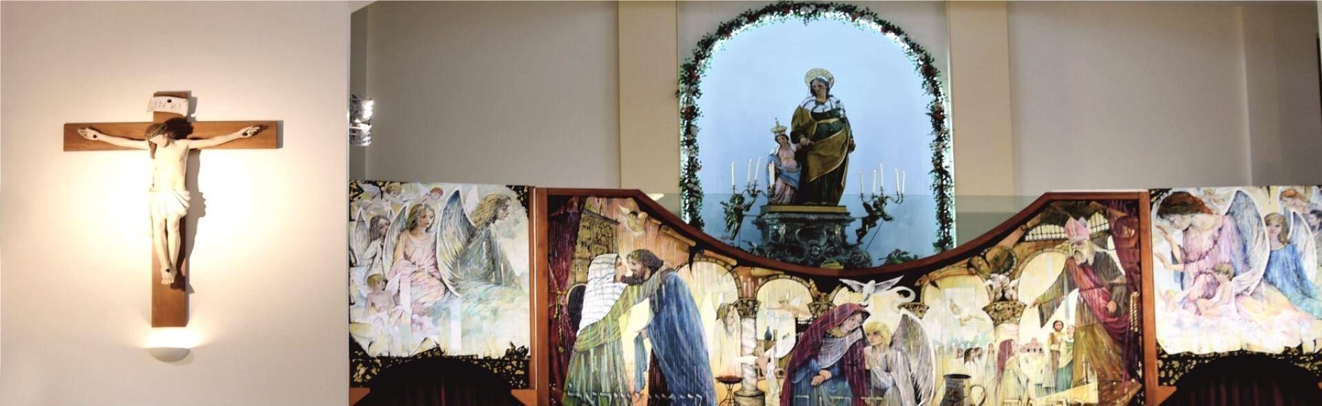 Benignissima Sant'Anna Patrona di Caserta