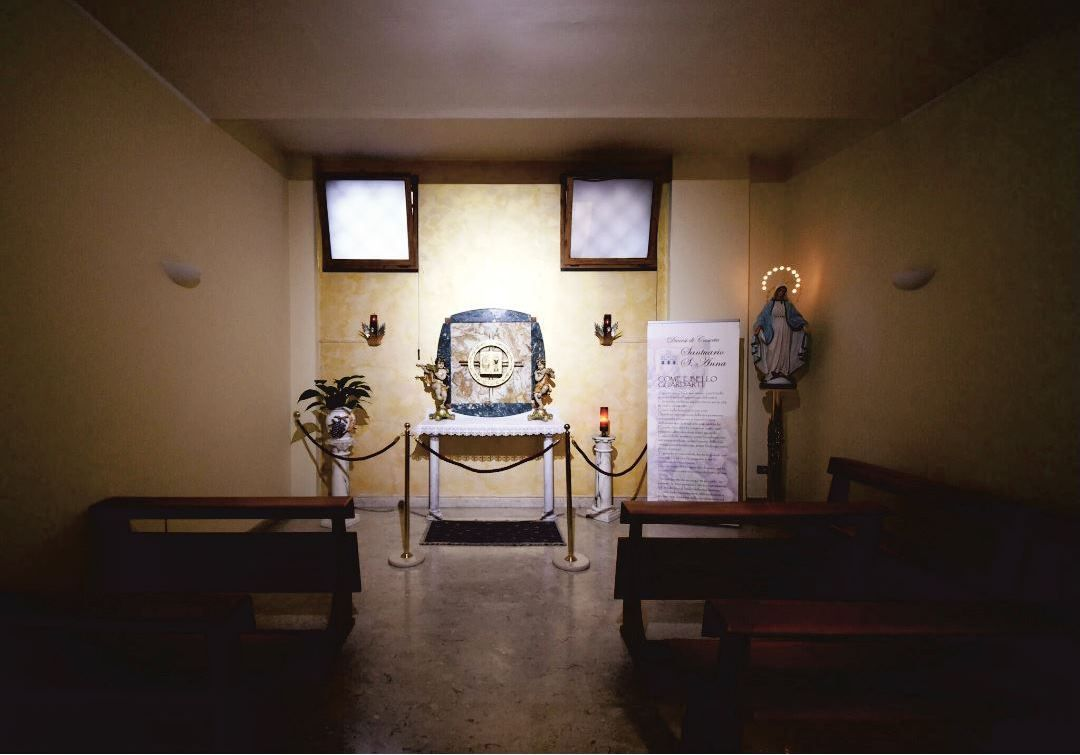 Santissimo Sacramento - Santuario Sant'Anna - Caserta