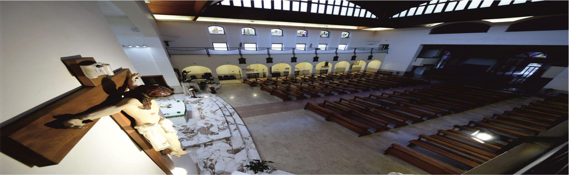 Cristo Gesù - Santuario Sant'Anna - Caserta