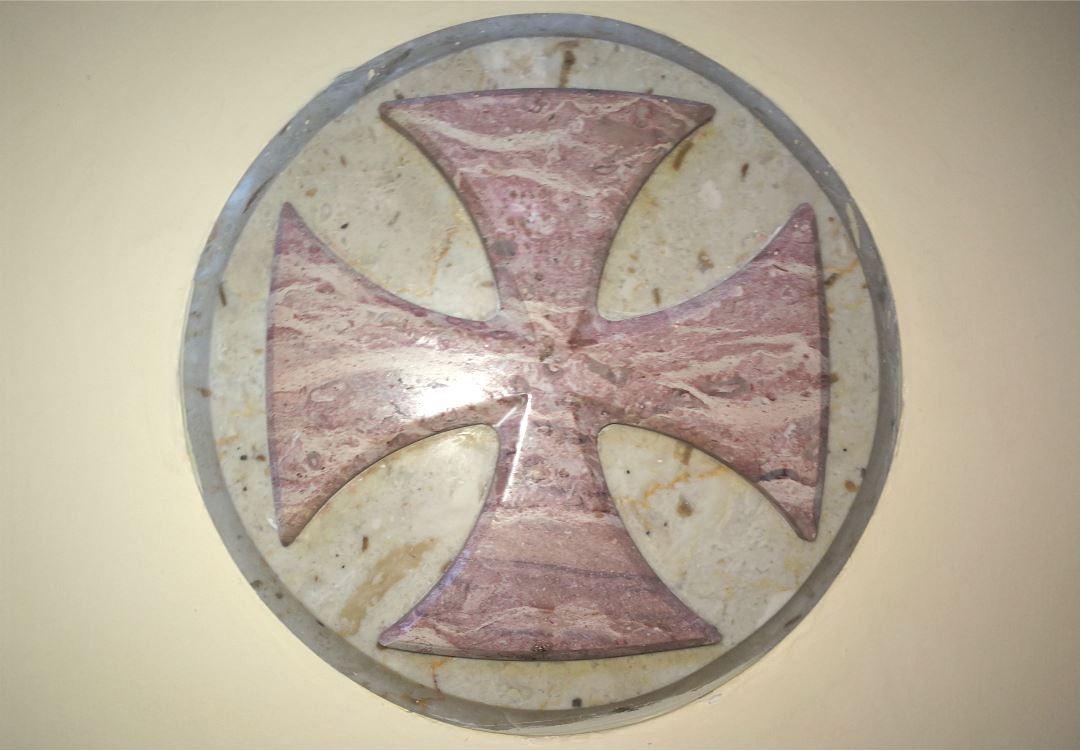 Croce di Marmo - Santuario Sant'Anna - Caserta