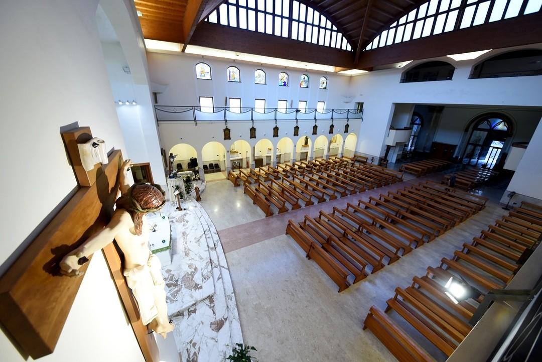 Crocifisso - Santuario Sant'Anna - Caserta