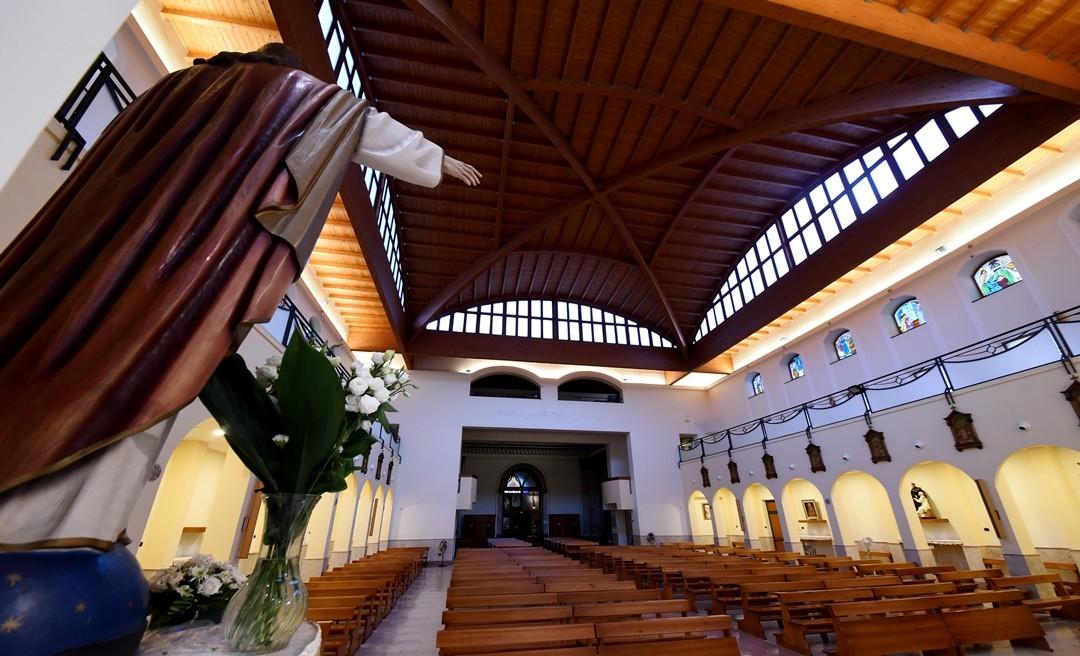 Cupola - Santuario Sant'Anna - Caserta