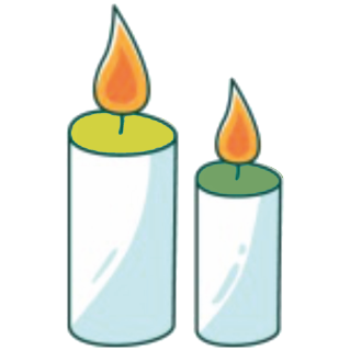 Candela - Donazioni Santuario Sant'Anna - Caserta