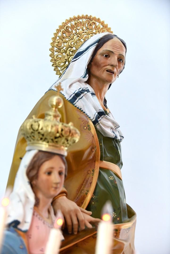 Novena a Sant'Anna - Santuario di Caserta
