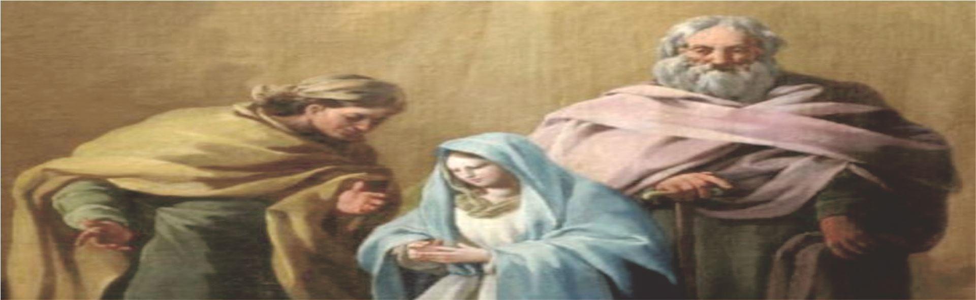 Preghiera a San Gioacchino - Santuario Sant'Anna - Caserta