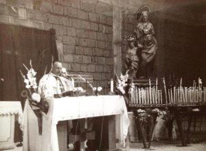 Santa Eucarestia a Sant'Anna - Galleria Storica del Santuario Caserta