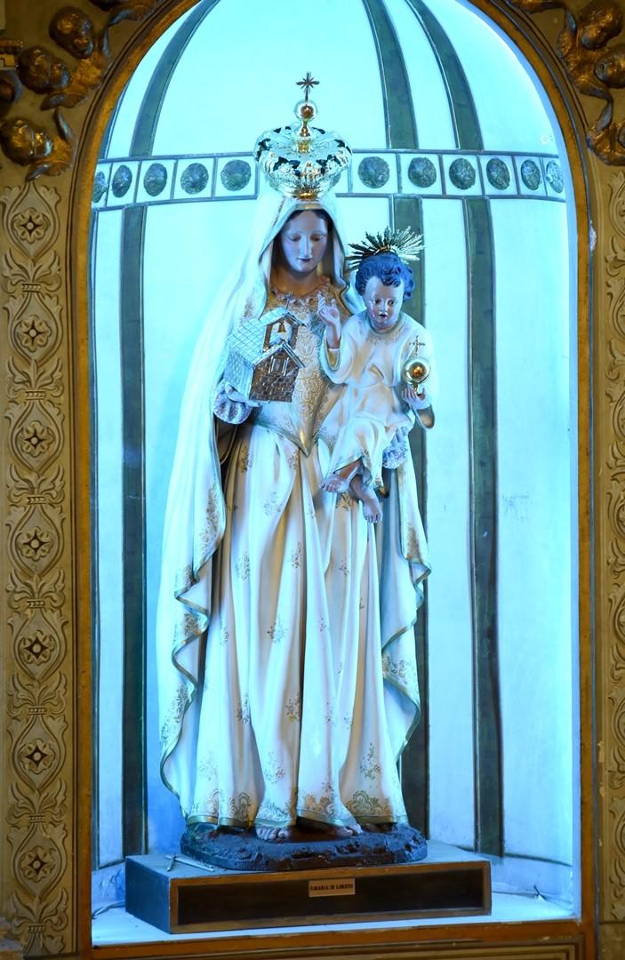 Santa Maria di Loreto - Santuario Sant'Anna - Caserta