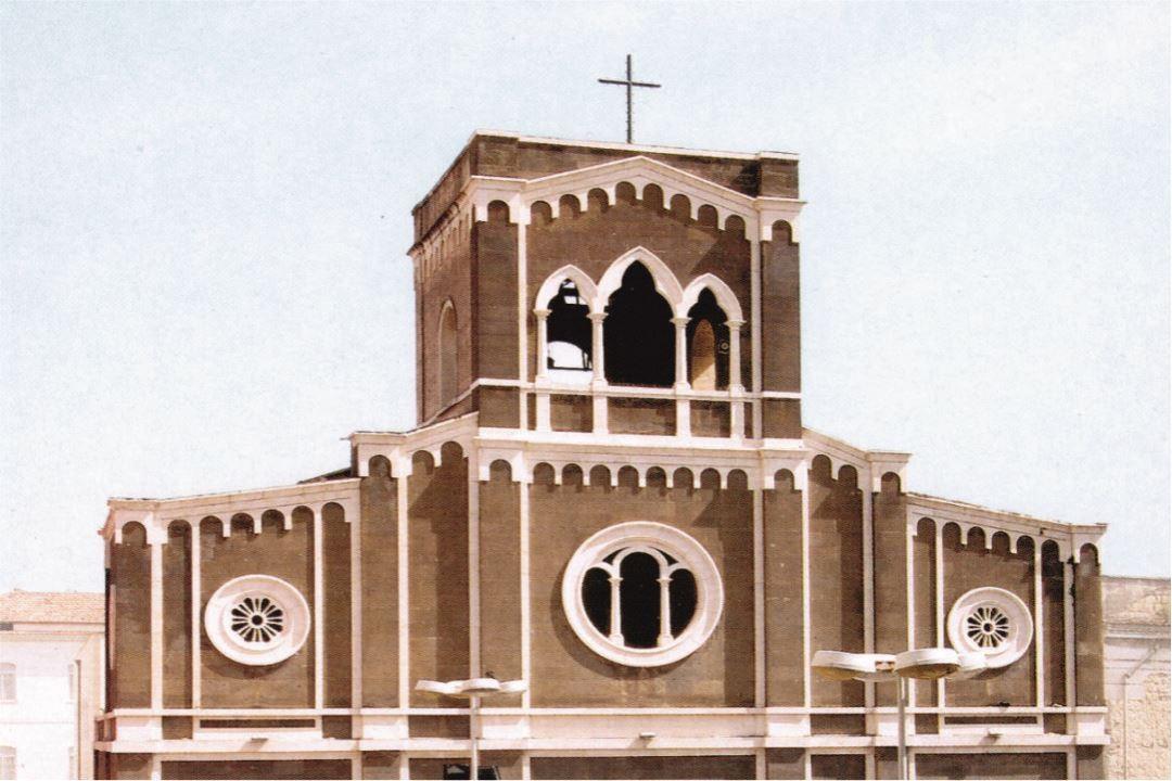 Cenni Storici - Santuario Diocesano Sant'Anna - Caserta
