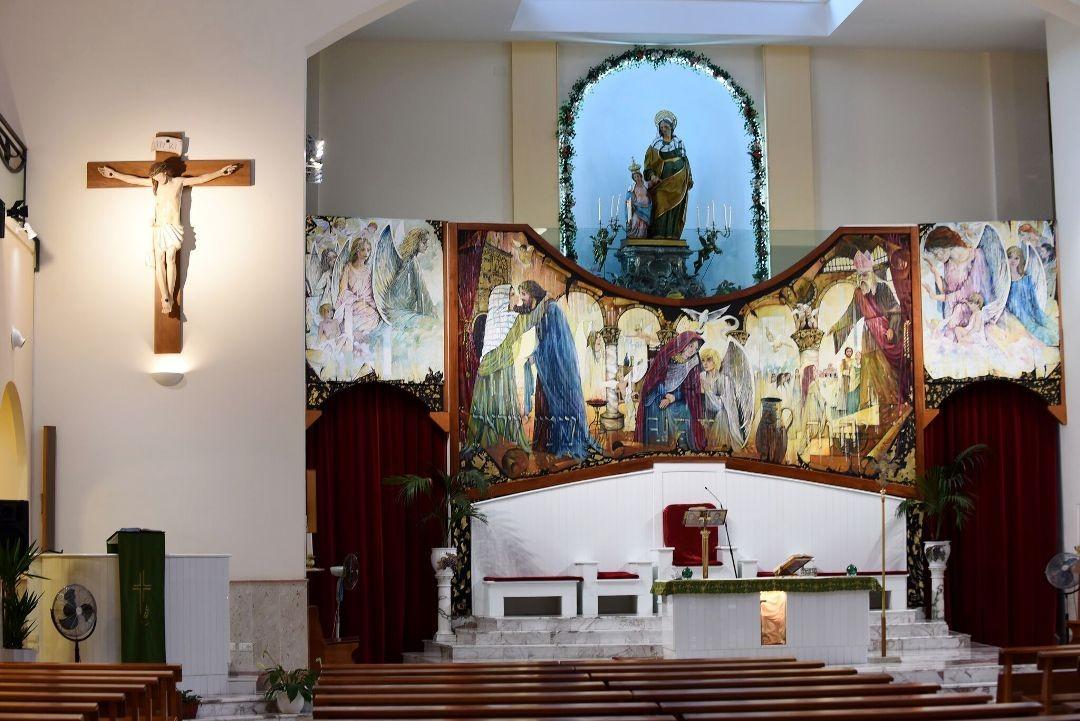 Sede di Presidenza - Santuario Sant'Anna - Caserta