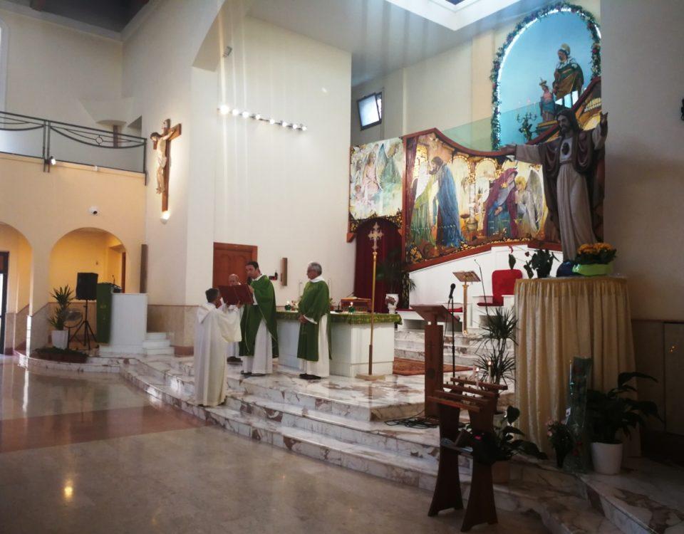 Apertura dei Solenni Festeggiamenti 2018 e Benedizione del portale ufficiale del Santuario di Sant'Anna di Caserta