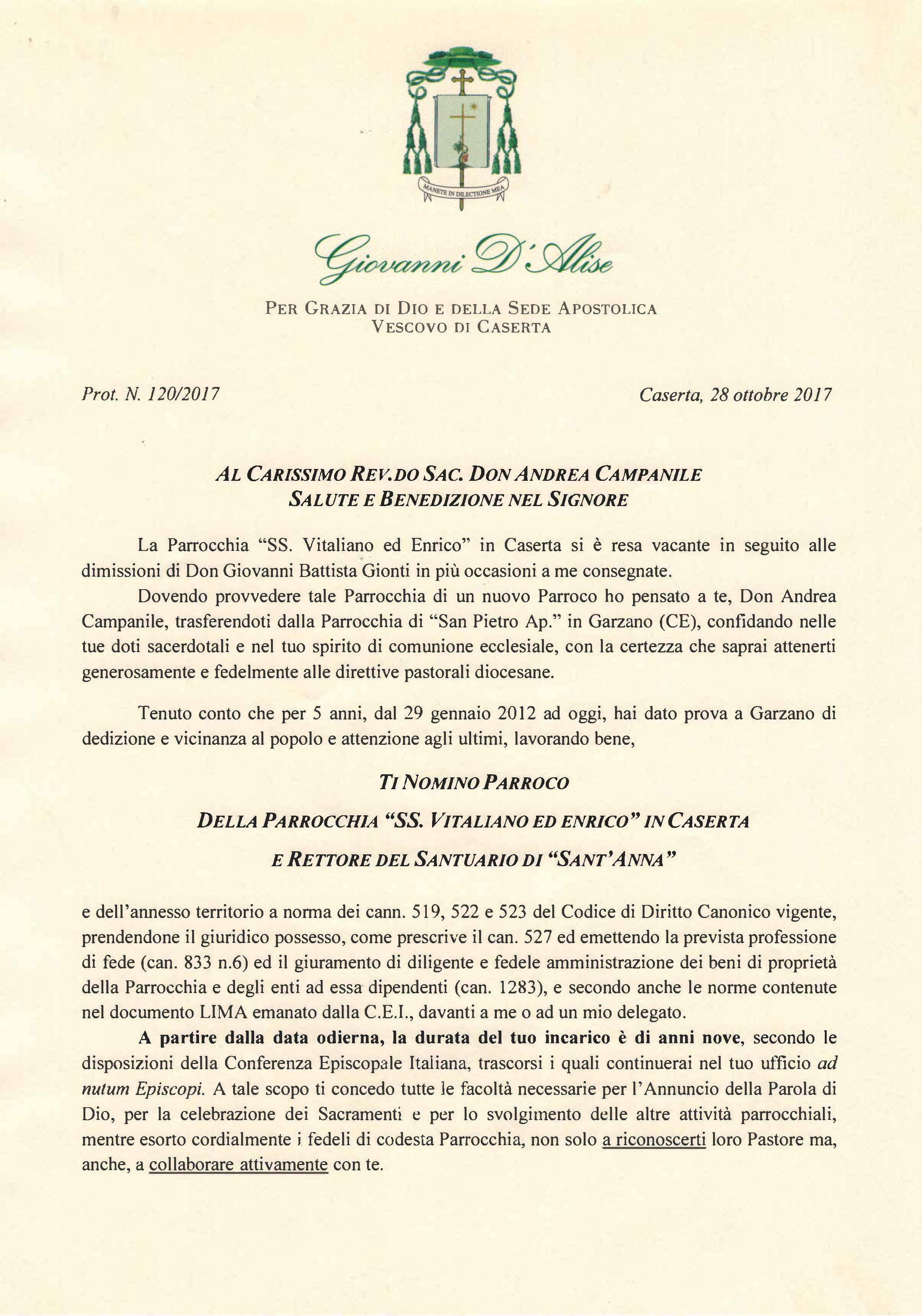 Decreto Nomina Vescovile - 20171028_Pagina_1