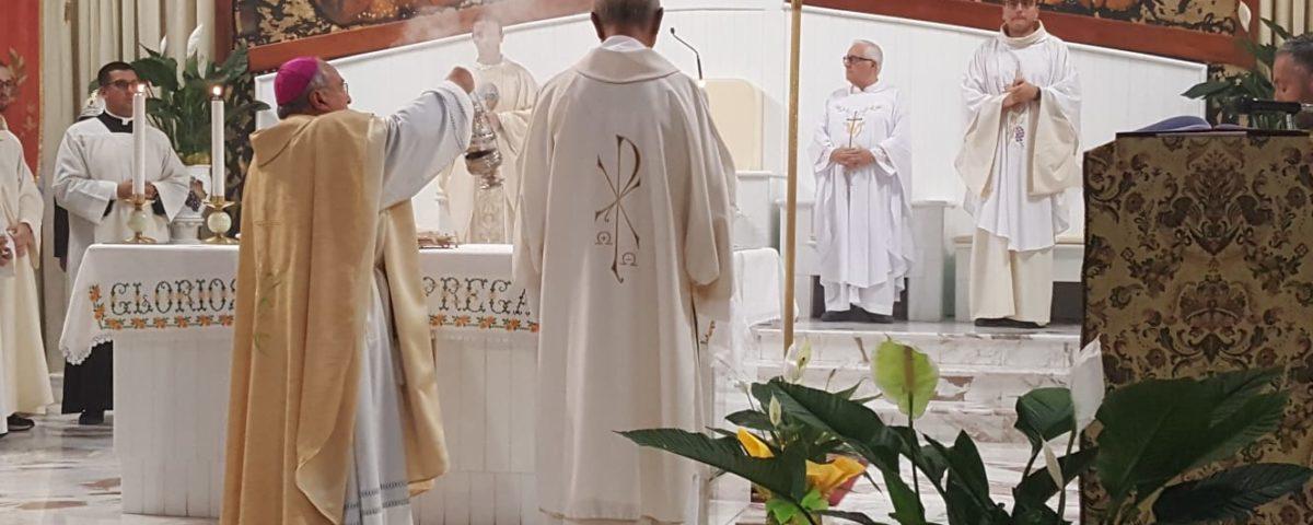 Attività Liturgiche - Anno Pastorale 2018-2019 Santuario Sant'Anna Caserta