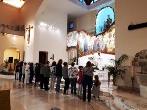 Mandato Catechisti - Catechismo 2018 - Area Catechesi del Santuario Sant'Anna Caserta