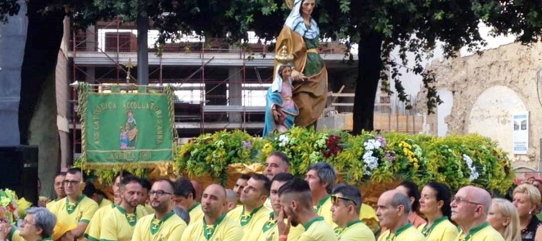 Decreto del Vescovo di Caserta - Associazione Cattolica Accollatori Sant'Anna - Caserta