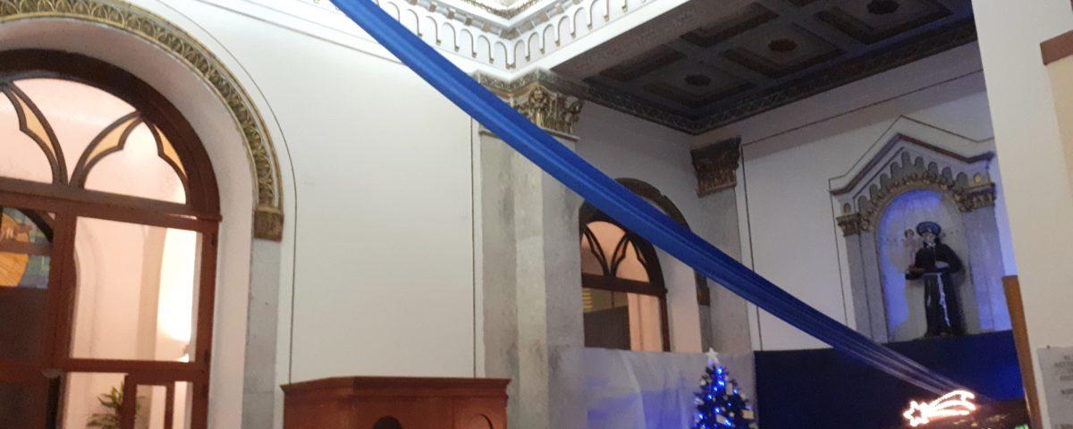 Il Presepio 2018 - Santuario Diocesano Sant'Anna - Caserta