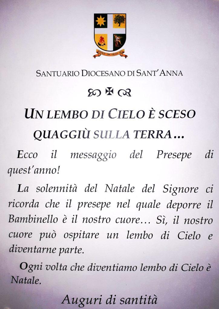 Il Presepio 2018 - Dettagli - Santuario Diocesano Sant'Anna - Caserta