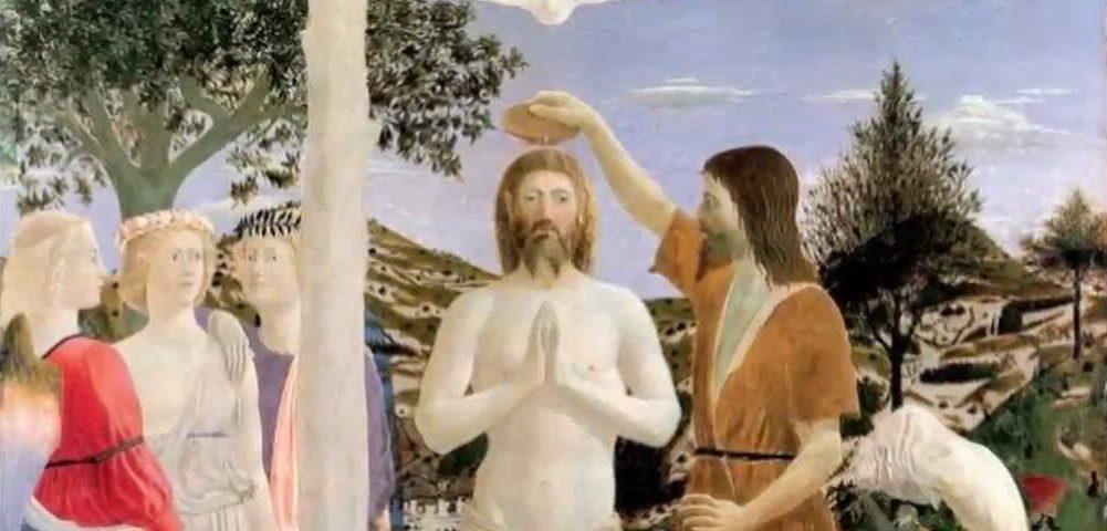 Avviso Battesimo - Santuario Diocesano Sant'Anna - Caserta