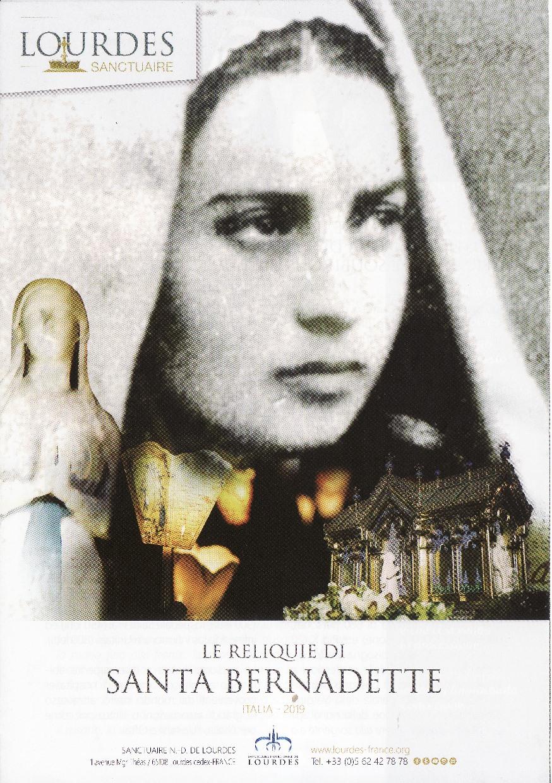 Volantino Santa Bernadette - P1