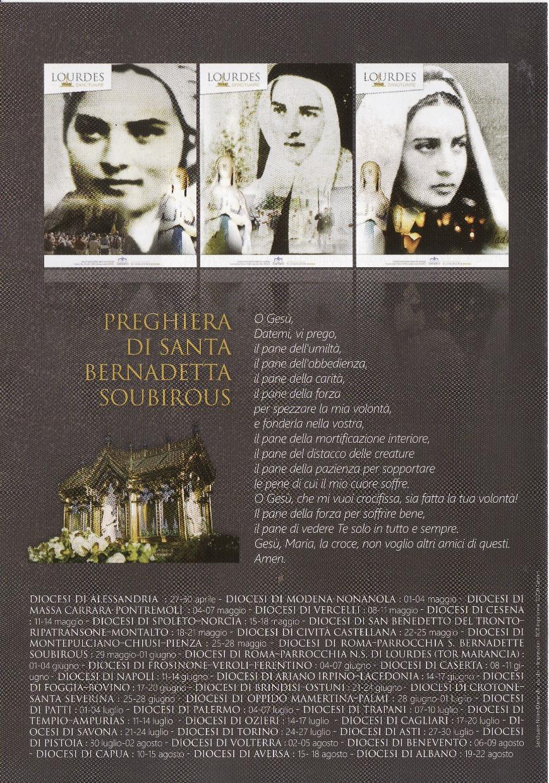 Volantino Santa Bernadette - P4