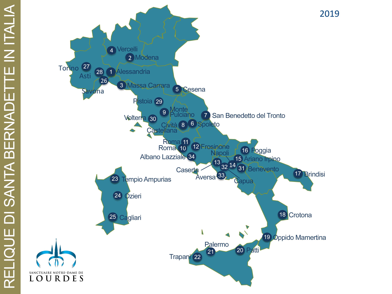 Reliques 2018-2019 - Allemagne - Italie - Espagne.pptx