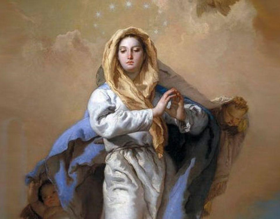 Santuario Diocesano Sant'Anna - Caserta - Novena SS.ma Vergine Maria Immacola